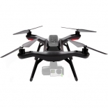 3dr solo quadcopter with 3-axis gimbal for gopro hero3+  hero4
