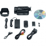 canon 32gb vixia hf g20 full hd camcorder.6