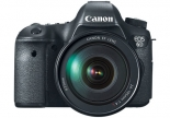canon eos 6d with ef 24-105mm lens kit.1