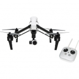 dji inspire 1 quadcopter with 4k camera and 3-axis gimbal (2 transmitters).2