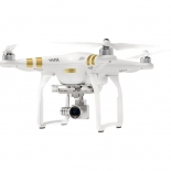 dji phantom 3 professional with 4k camera bundle with wheeled hard case and sd card.2