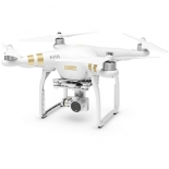 dji phantom 3 quadcopter with 4k camera and 3-axis gimbal (no controller-charger).2