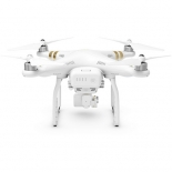dji phantom 3 quadcopter with 4k camera and 3-axis gimbal (no controller-charger).3