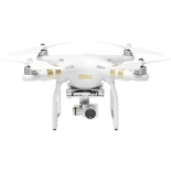 dji phantom 3 quadcopter with 4k camera and 3-axis gimbal (no controller-charger)