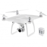 dji phantom 4 quadcopter kit with spare battery.2