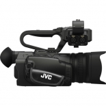 jvc gy-hm200sp 4kcam compact handheld streaming camcorder.3