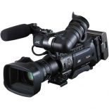 jvc gy-hm850u prohd compact shoulder mount camera with fujinon 20x lens.1