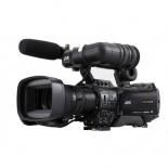 jvc gy-hm850u prohd compact shoulder mount camera with fujinon 20x lens.2