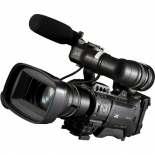 jvc gy-hm890u prohd compact shoulder mount camera with fujinon 20x lens.3