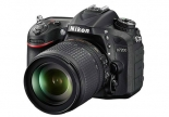 nikon d7200 with 18-105mm vr lens kit.1
