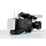 panasonic aj-px380 p2 hd avc-ultra camcorder  with ag-cvf15 color viewfinder and 17x fujinon zoom lens.3