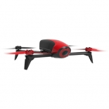 parrot bebop 2 drone with skycontroller (red).2