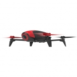 parrot bebop 2 drone with skycontroller (red).3