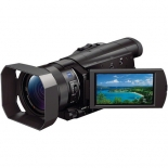 sony fdr-ax100 4k ultra hd camcorder.4