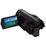 sony fdr-ax100 4k ultra hd camcorder.5