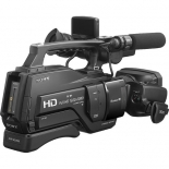 sony hxr-mc2500e shoulder mount avchd camcorder (pal).1