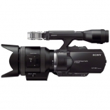 sony nex-vg30 camcorder with 18-200mm f 3.5-6.3 power zoom lens.1