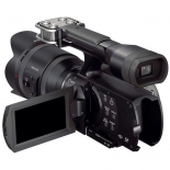sony nex-vg30 camcorder with 18-200mm f 3.5-6.3 power zoom lens.2
