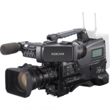 sony pxw-x320 xdcam solid state memory camcorder with fujinon 16x servo zoom lens with 50-pin camera interface.1