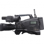 sony pxw-x320 xdcam solid state memory camcorder with fujinon 16x servo zoom lens with 50-pin camera interface.2