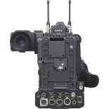 sony pxw-x320 xdcam solid state memory camcorder with fujinon 16x servo zoom lens with 50-pin camera interface.5