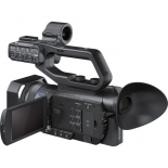 sony pxw-x70 professional xdcam compact camcorder with 4k upgrade license.4