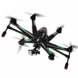 walkera tali h500 hexacopter fpv kit with 3-axis gimbal and case.4