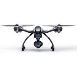 yuneec q500 4k typhoon quadcopter with cgo3 camera, steadygrip, and camera aluminum case (rtf).2