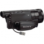 sony hdr-cx900 full hd handycam camcorder (black).6